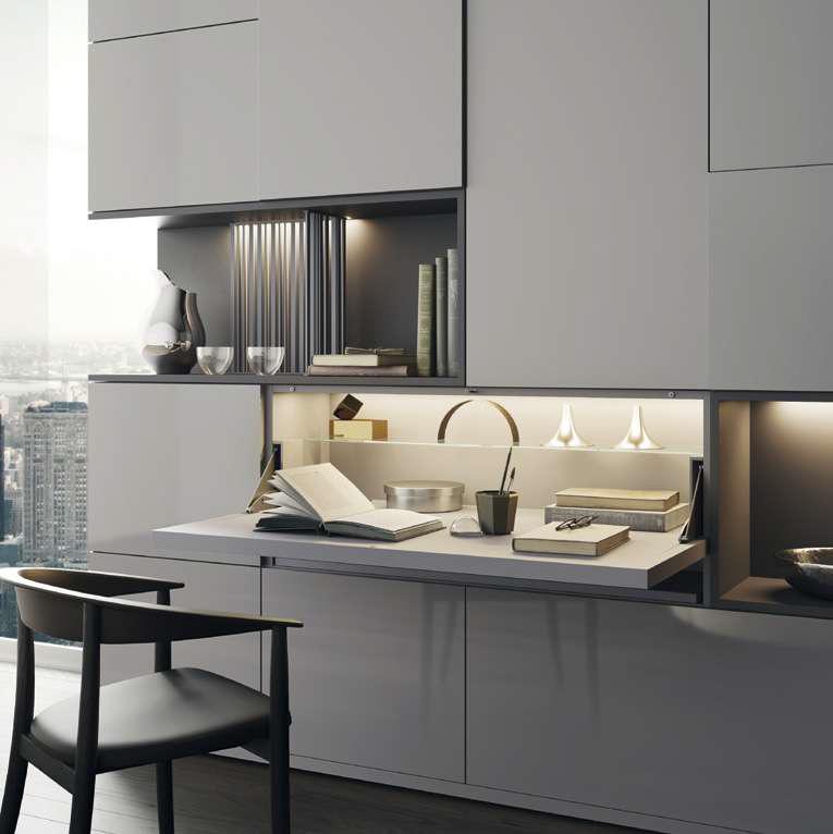 Home Office 02 Turati T4_Saccani Design