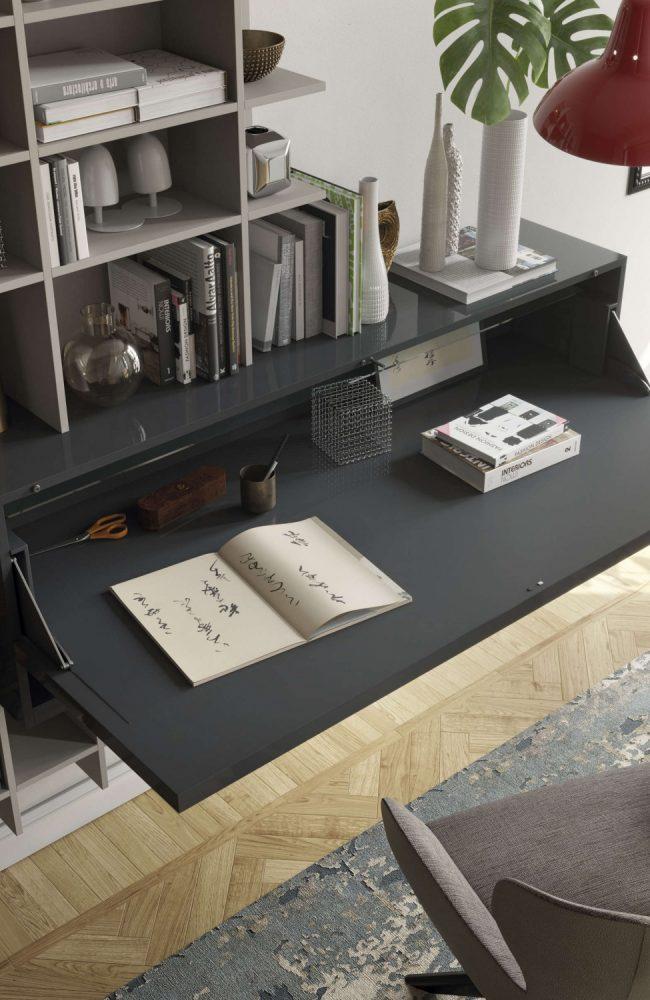 Home Office 01 Turati T4_Saccani Design