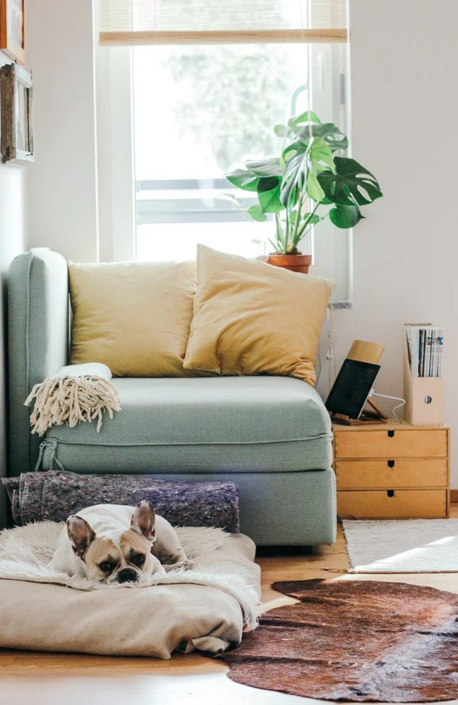 Come arredare un piccolo soggiorno_Saccani Design